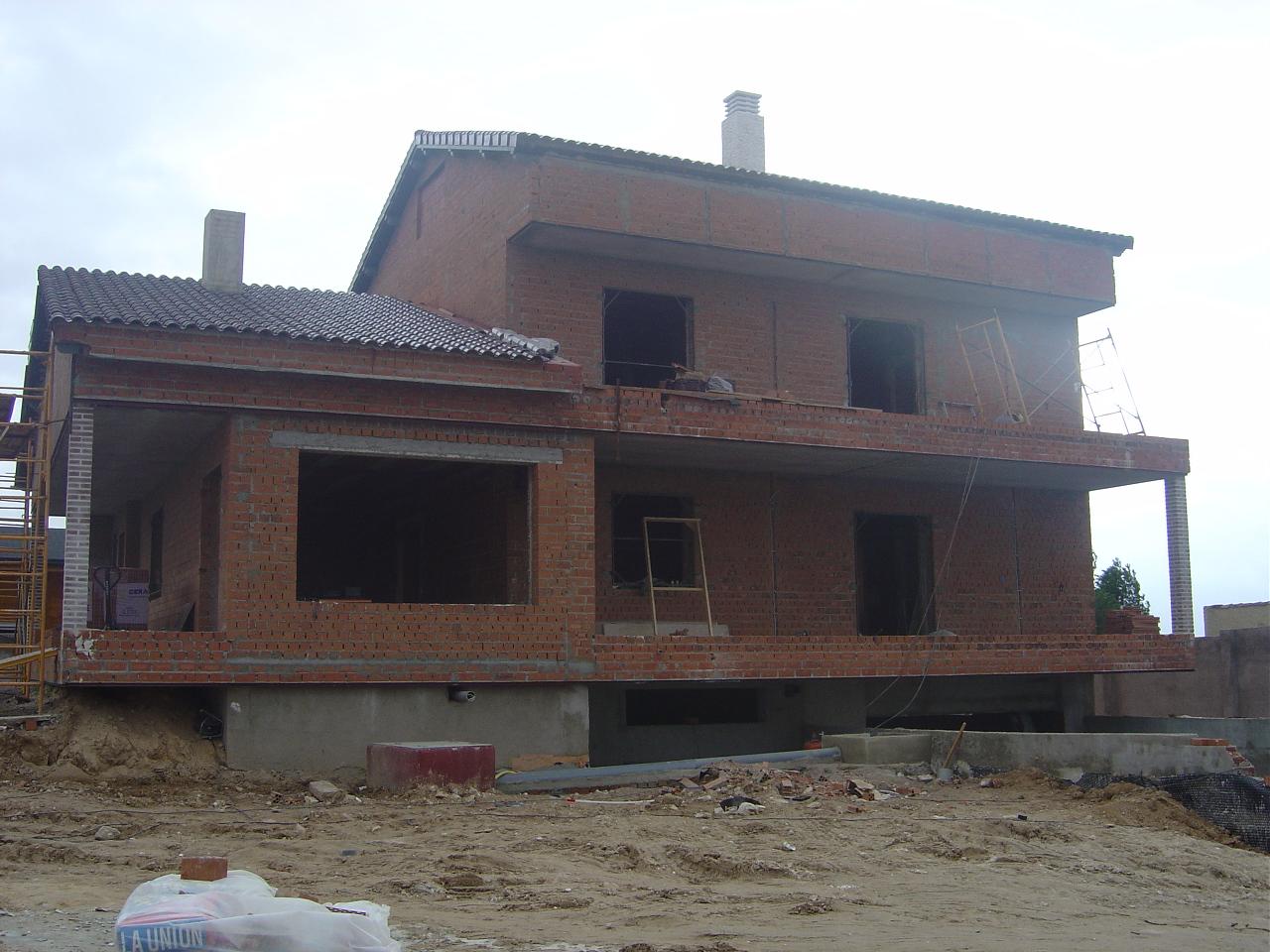 Proyecto de construcci n para chalet villa checa - Proyectos de chalets ...
