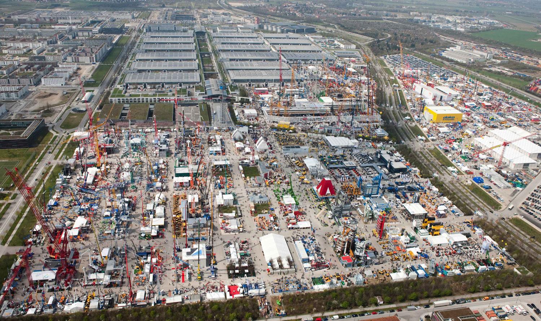 Bauma presenta en abril las innovaciones del sector de la construcción