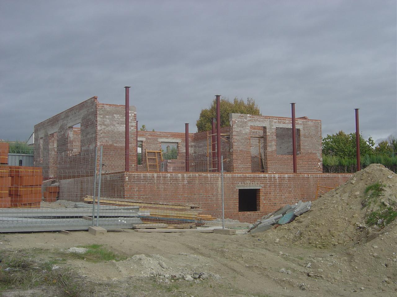 Proyecto de construcci n de chalet villa zaragoza - Construccion zaragoza ...