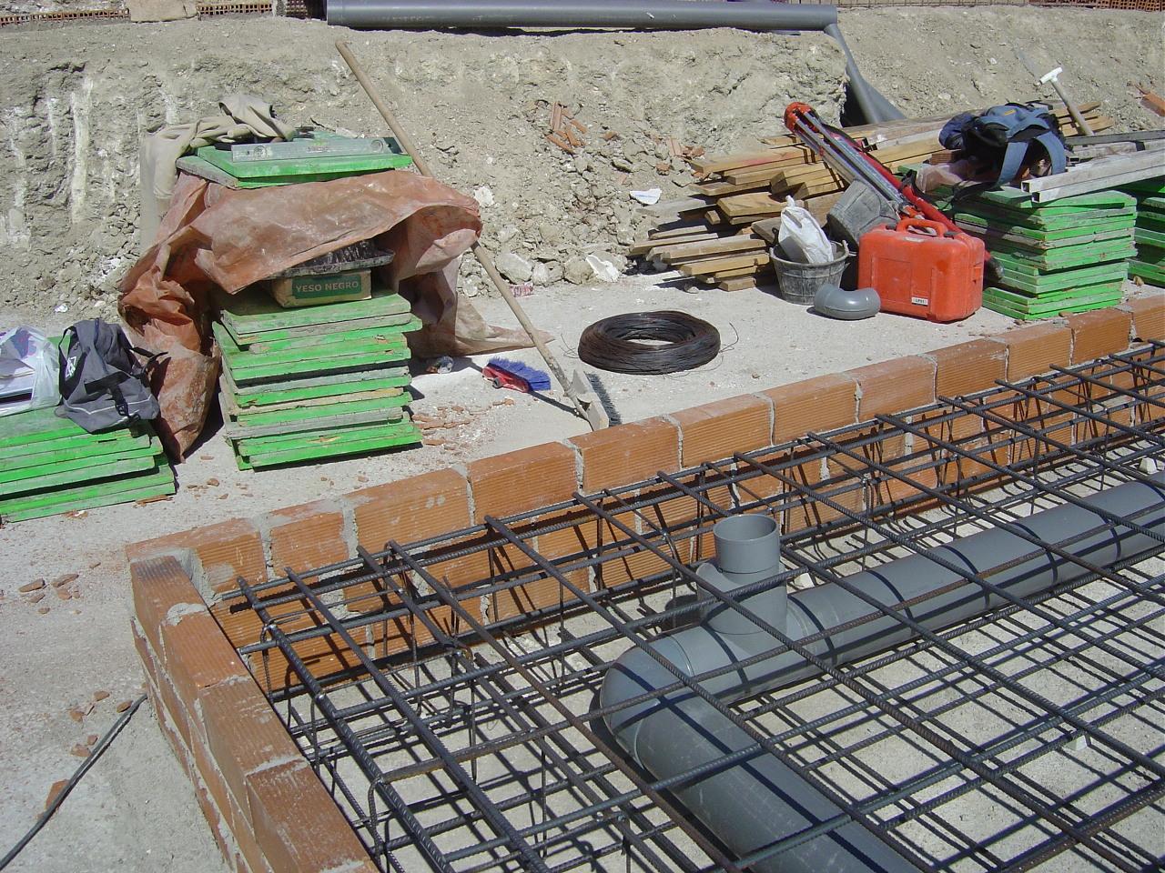 Proyecto de construcción de chalet. Villa Seseña.