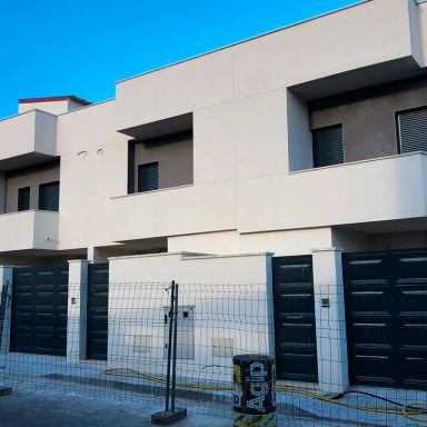 construccion chalet residencial madrid mini